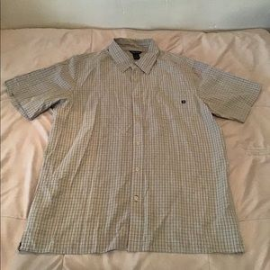 Marmot button up shirt men's large